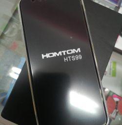 New smartphone homtom HT s 99 64Gb