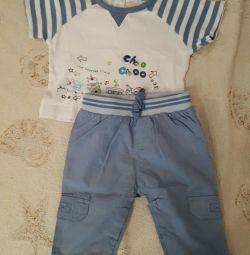 Baby goo suit