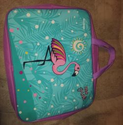 Backpack folder