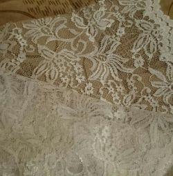 тканина весільна
