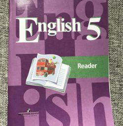 Αγγλικά αναγνώστη, δραστηριότητα
