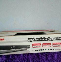 Toshiba dvd player sd570sr