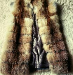 Vest of a fox