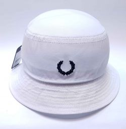 Panama Fred Perry (white)