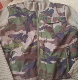Jacket for fishing
