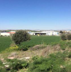 Industrial Field in Pera Chorio, Nicosia
