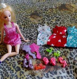 Barbie και νέα αξεσουάρ