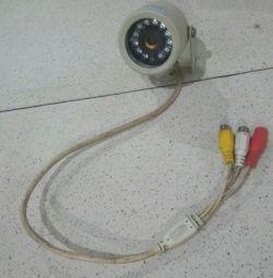 Проводная микрокамера видеонаблюдения JK-212