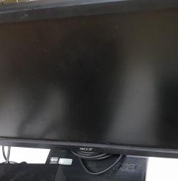 Acer V193W Monitor