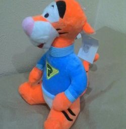 Soft toy new Tigger