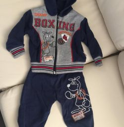 Suit for 1.5-2 years
