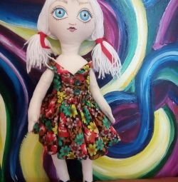 Doll for gift