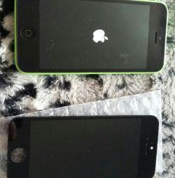 Дисплей 5с iPhone новый