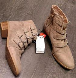 Μπότες, μπότες ΝΕΟ 39ρ
