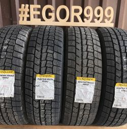 Winter tires R14 185 70 Dunlop