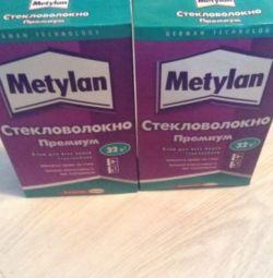 Клей Metylan для стеклообоев