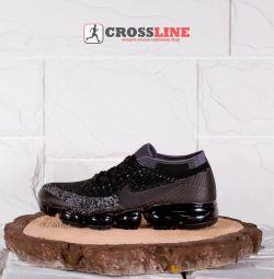 Nike Air VaporMax Black Sneakers