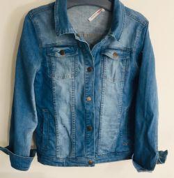 Куртка джинсовая Италия 🇮🇹
