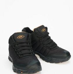 Зимние мужские кроссовки Ascot