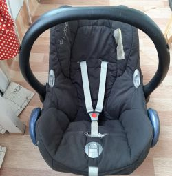 Child seat from 0+