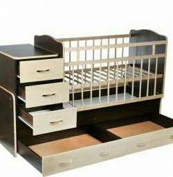 Pendulul de transformare a patului pentru copii