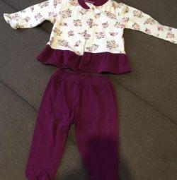 Κοστούμι στο μωρό