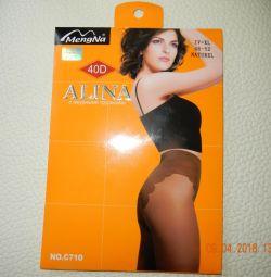 Pantyhose Alina - 40 D