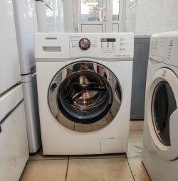 EcoBubble washing machine 6-12months warranty
