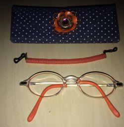 Frame for glasses for children
