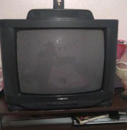Samsung τηλεόραση