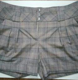 Pantaloni scurți de primăvară