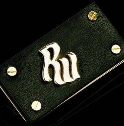 Clip money clip Rocawear RW Jay-Z (New)