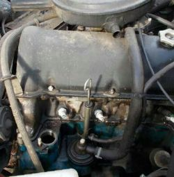 Engine for used VAZ 2104/2107 half a year