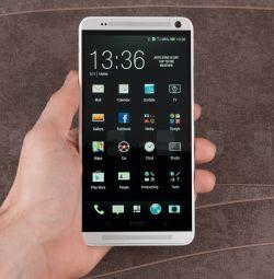 Εμφάνιση HTC One Max.