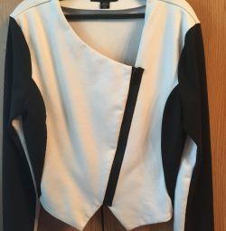 Kilit üzerindeki kısaltılmış ceket