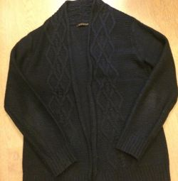 Cardigan navy blue