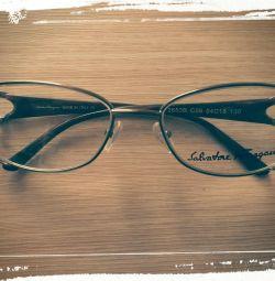 Frame for optics.