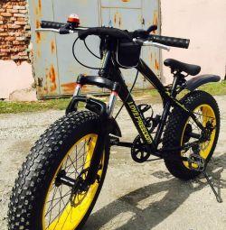 Children's fetbike 20 wheel new art38912n- = 0