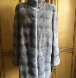 NEW BLUE MINK
