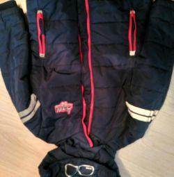 Jacket barkito r.116 for autumn