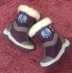 Μπότες μπότες Kotofey Νέα