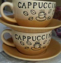 чашки чайні