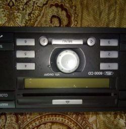 Înregistrator de casete radio pe FORD C-MAX