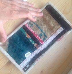 Νέα σακούλα ECO από ίνες κάνναβης