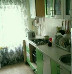Kitchen set - cupboards, table top, sink