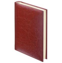 Brauberg diary is not a fair. A6 100 * 150mm 160 sheet