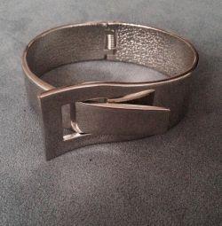 браслет металевий