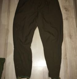 Military pants air force