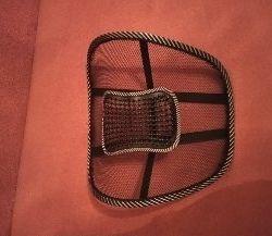 Ορθοπεδικό πίσω μαξιλάρι για αυτοκίνητο