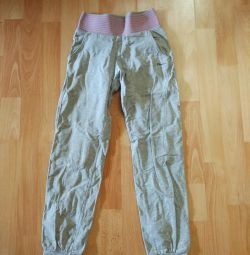 Trousers sports for fizra